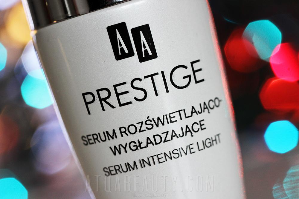 AA Prestige • Serum rozświetlająco-wygładzające