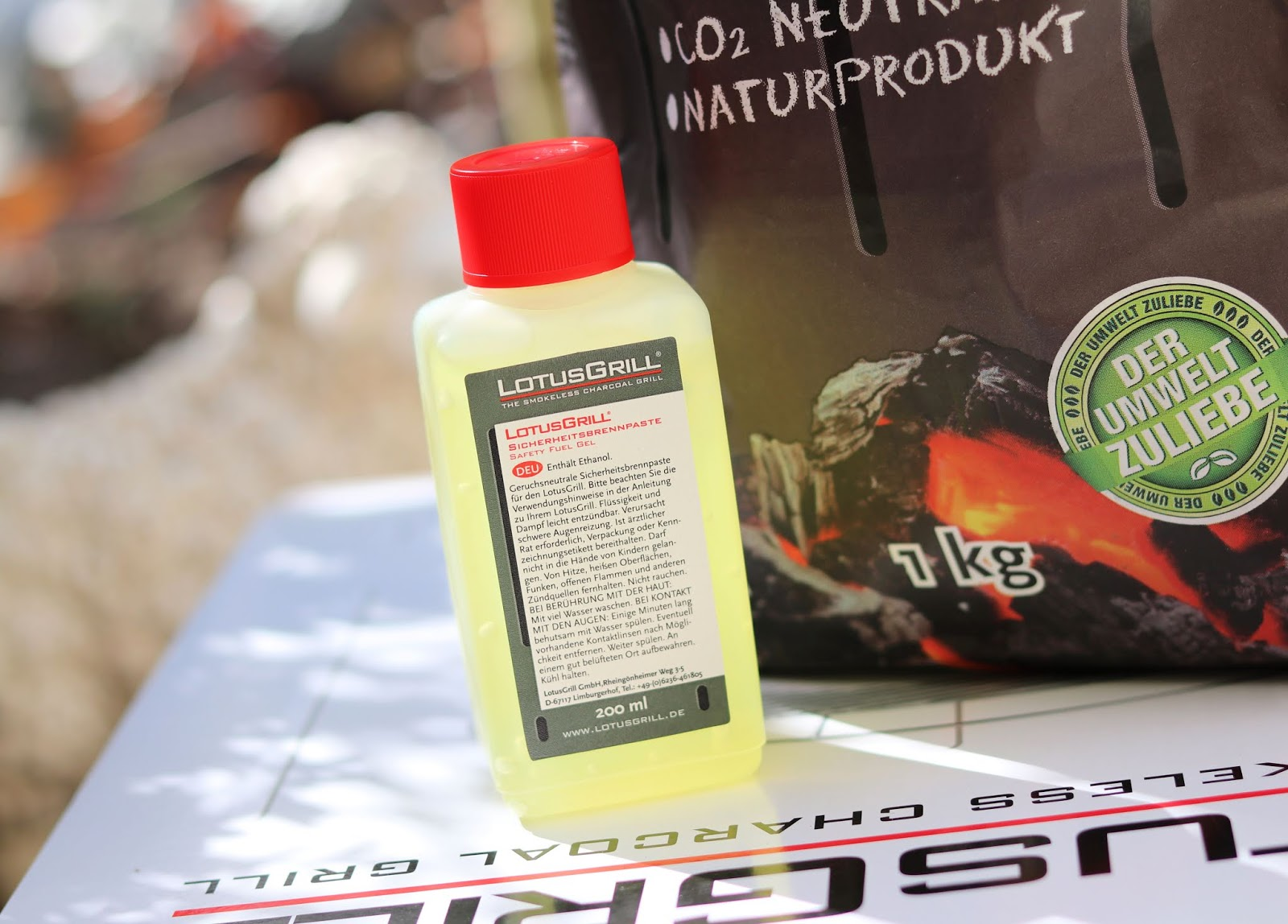 Lotusgrill Rauchfreier Holzkohlegrill Erfahrungen : Lecker durch den sommer ein rauchfreier holzkohlegrill