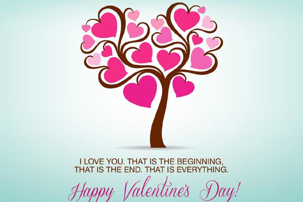 Happy Valentine Day 2017 Sms