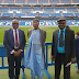 Lai Mohammed's outfit during his visit to Real Madrid Stadium (photos) Check out