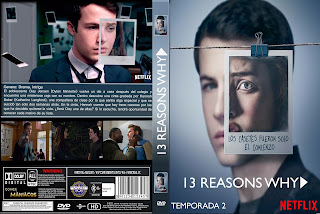 13 REASONS WHY[COVER DVD] TITULO ORIGINAL