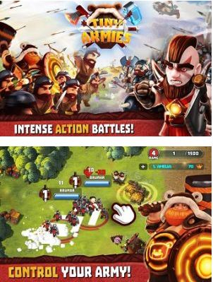 Tiny Armies Online Battles MOD APK Unlimited Money