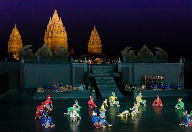 Prambanan Temple Ramayana Ballet