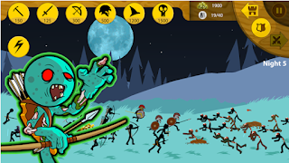Stick War: Legacy Apk Mod v1.9.29 Unlimited Money for android
