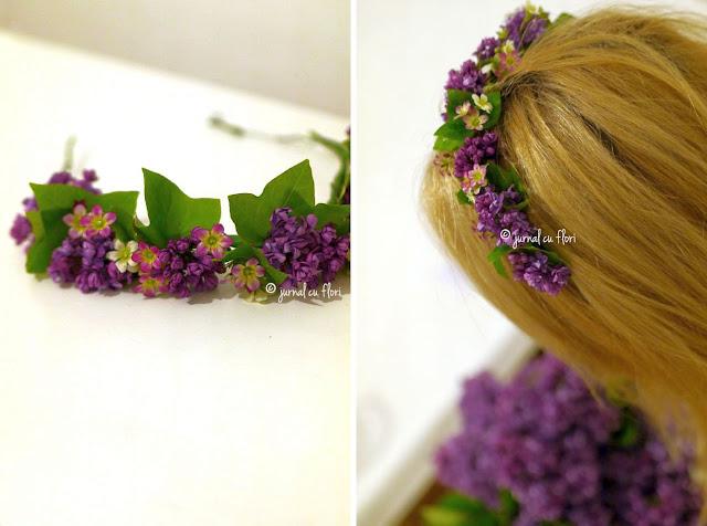 #coronitadinliliac #liliacmov #florinaturale