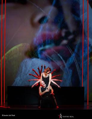 Ginastera: Bomarzo - John Daszak, Milijana Nikolic - Teatro Real, Madrid (Photo Teatro Real)