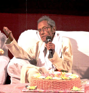 A Complete Collected Work of Laishram Samarendra Released on His 87th Birthday