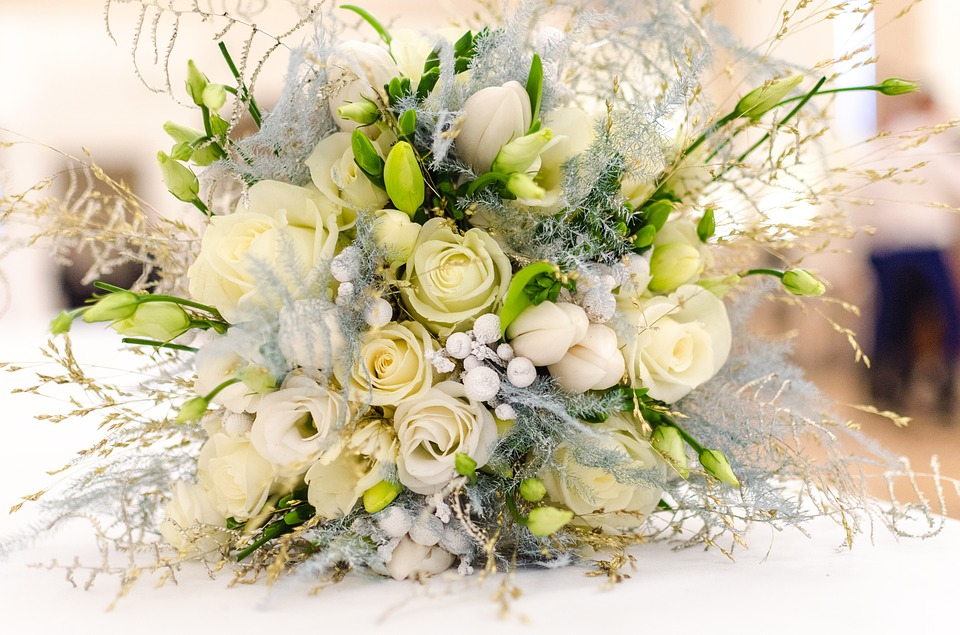 10 Types Of White Flowers