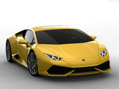 Lamborghini Huracan LP610-4 Spyder front LED light hd image