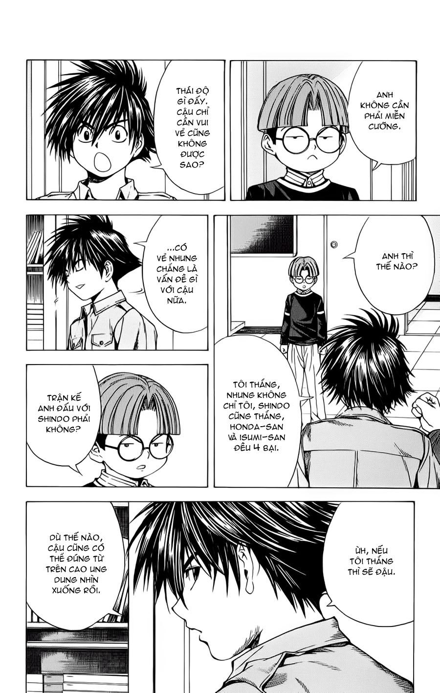 Hikaru No Go hikaru no go chap 88 trang 14