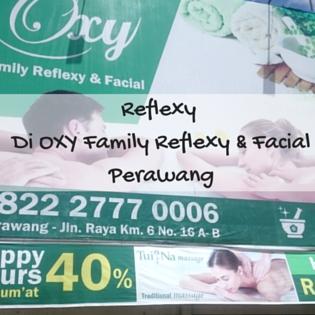 Reflexy Di OXY Family Reflexy & Facial (Perawang)