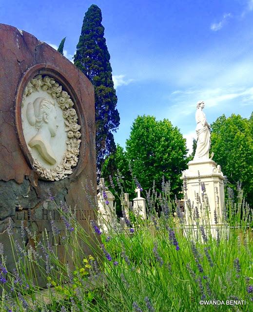 Cimitero degli Inglesi a Firenze