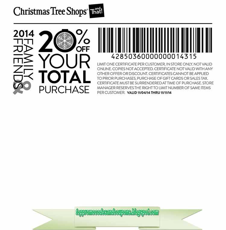 tree coupon maryland