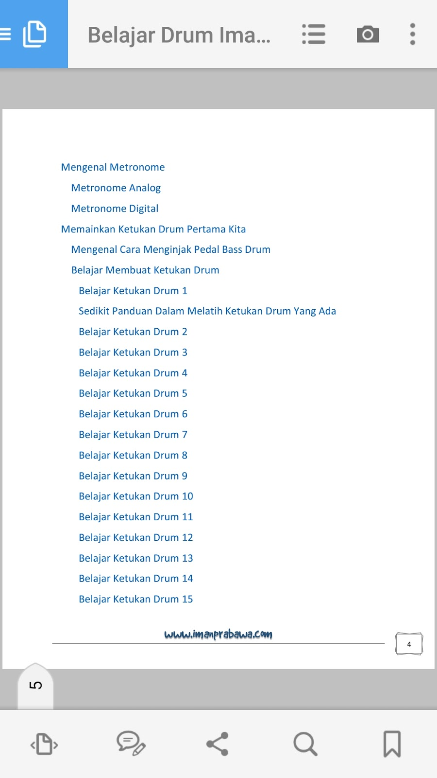 Ebook Iman Prabawa 4