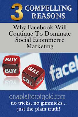 Facebook social eCommerce marketing
