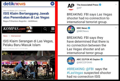 "Las Vegas Shooting & Media Framing ""Memburukkan Citra Islam"""