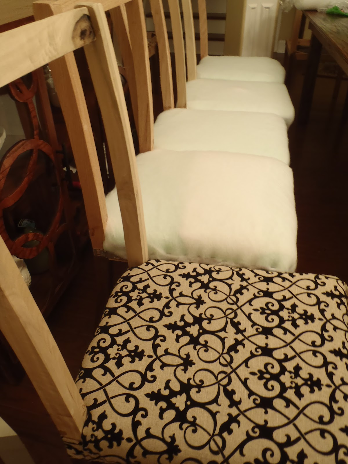 lazy liz on less dining chairs  continued best fabric to upholster dining room chairs