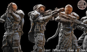 Light Infantry Squads picture 2