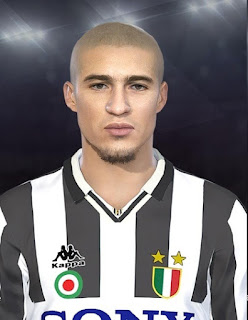 PES 2019 Faces David Trezeguet by DNA+I Facemaker