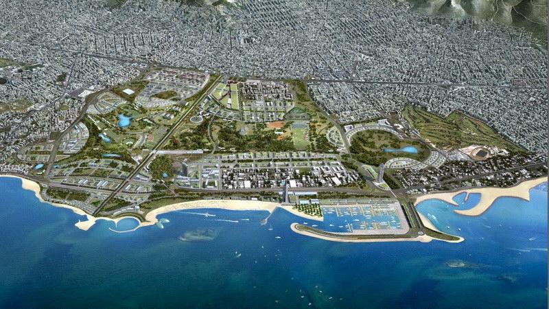 Ελληνικό: Στρίβειν διά της... Ακρόπολης, η Lamda Development;