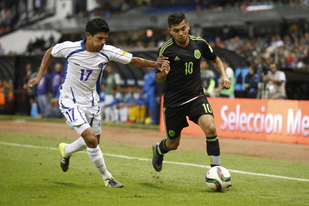 Mexico vs El Salvador live stream