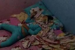 Di Lokasi Pembunuhan 1 Keluarga Di Bekasi, Banyak Berlumuran Darah