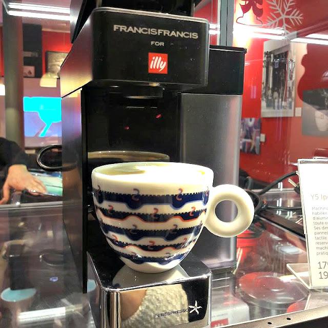 Illy café espressamente Illy caffè espresso
