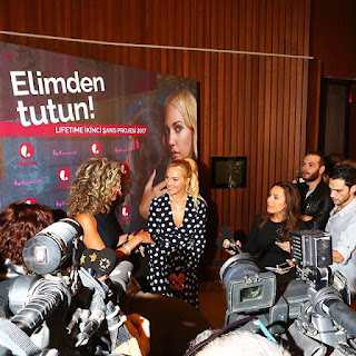 Meryem Uzerli a devenit imaginea proiectului İkinci Şans/A doua șansă
