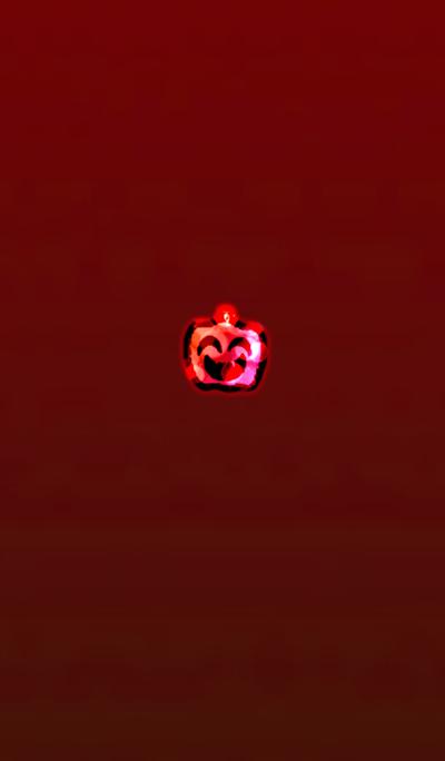 Pumpkin Ghost Red