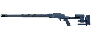 50 BMG barrel