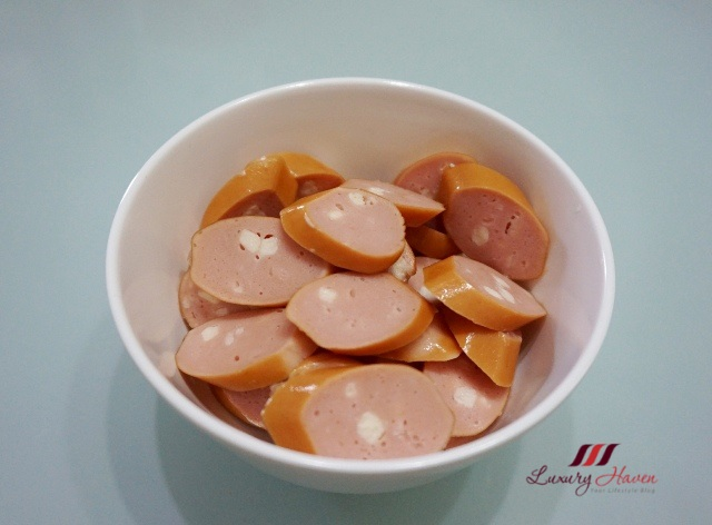delicious tatsumoto cheese pork sausage recipe