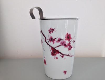 mug de voyage pour thés et tisanes