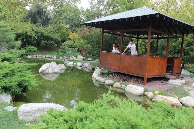 japon parkı - baltalimanı japon parkı - istanbul park ve bahçeler - istanbul gezilecek yerler  - istanbul yeşil alanlar
