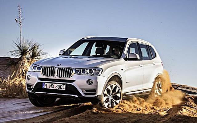 2017 BMW X3 Price Australia