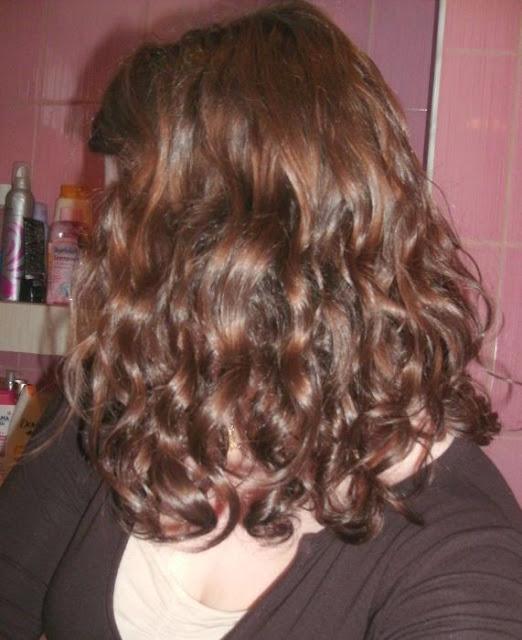 Włosy w kwietniu 2014r.