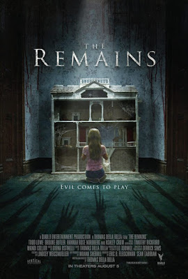 The Remains (2016) 720 Bluray Subtitle Indonesia