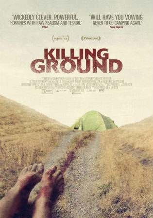 Killing Ground 2016 HDRip 700MB English Movie 720p