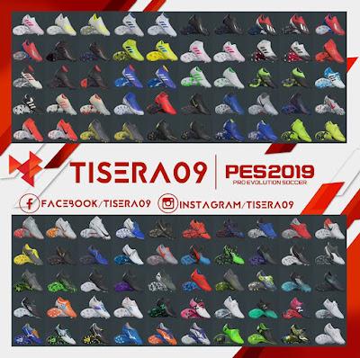 PES 2019 Bootpack v4 by Tisera09