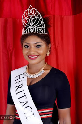 Miss Heritage queen Got appointed as Protocol Officer to Cross River Governor