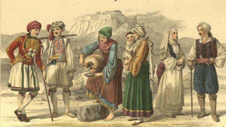 Revolucioni i vitit 1821 në Greqi, ishte revolucion i shqiptarëve