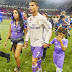 Cristiano Ronaldo adds twins to his family according to reports in Portugal