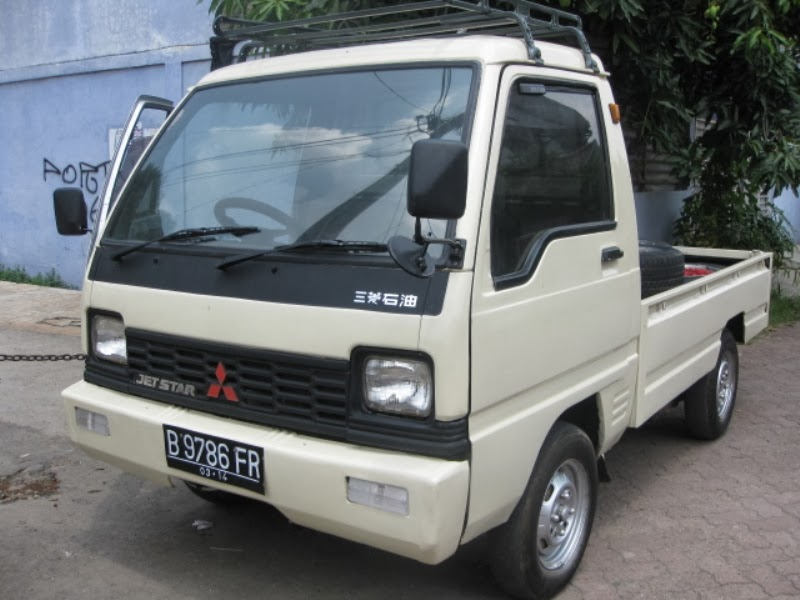 Mitsubishi Jetstar Pick Up Tahun 1986