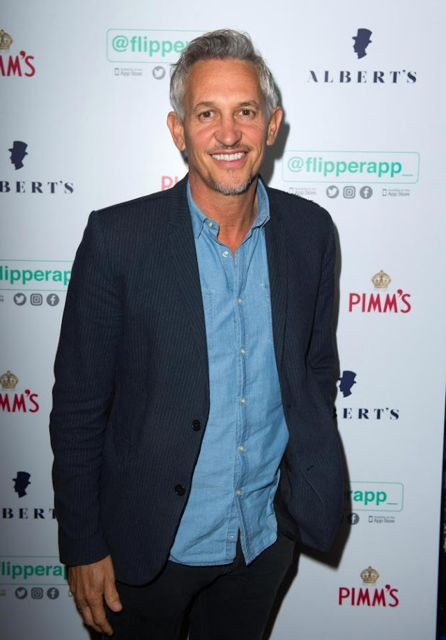 Gary Lineker heads people react to UK election exit poll in shock on Twitter