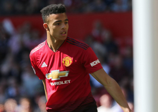 Mason Greenwood can be proud of his full United debut.