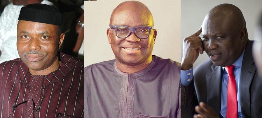 Do you agree? Lagos PDP says Fayose, Mimiko better than Ambode