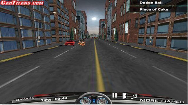 3D Furious Driver - Image du Jeu