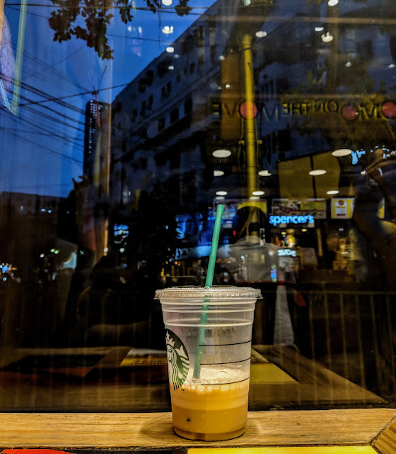 Sourajit Saha & Uttiyo Dey At Starbucks 7