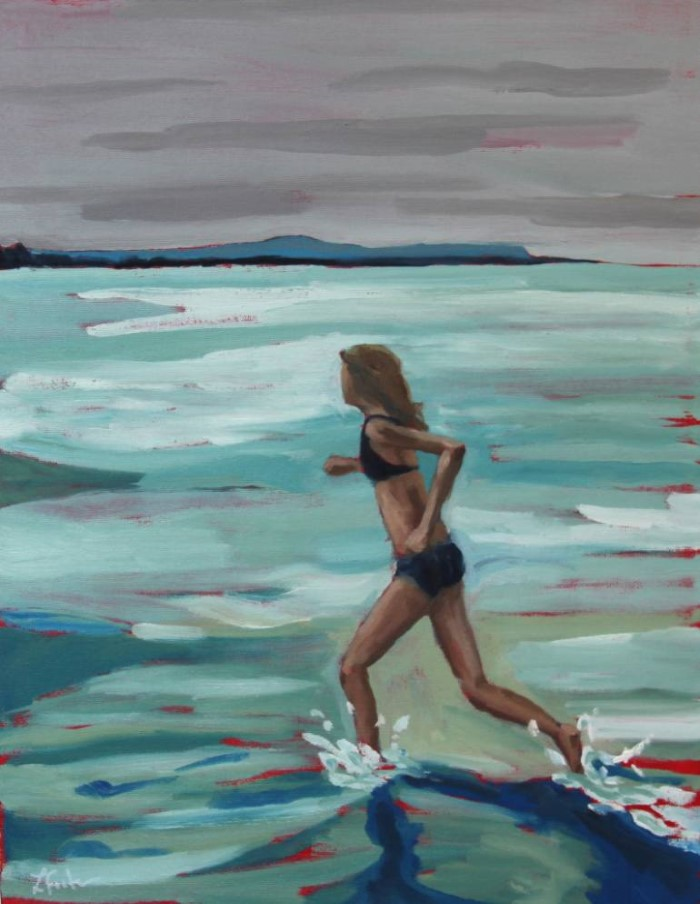 Канадский художник. Laurie Foote