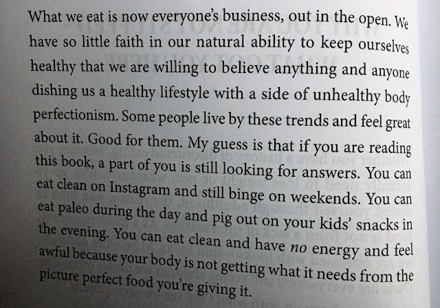 """You can eat clean on Instagram and still binge at the weekends"" Stuffed, by Fadela Hilali"