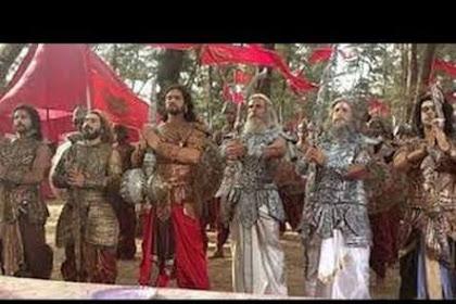 Sejarah Kematian Kurawa dan Pasukan Kurawa, kisah Mahabharata